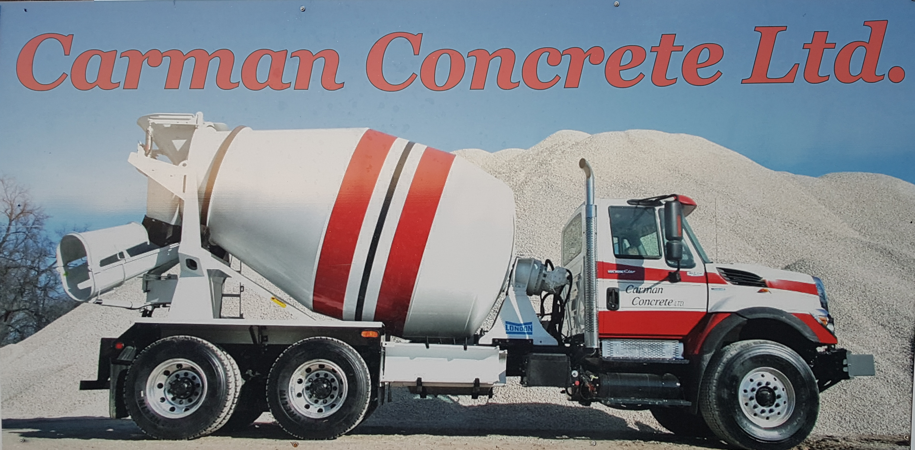 CARMAN CONCRETE