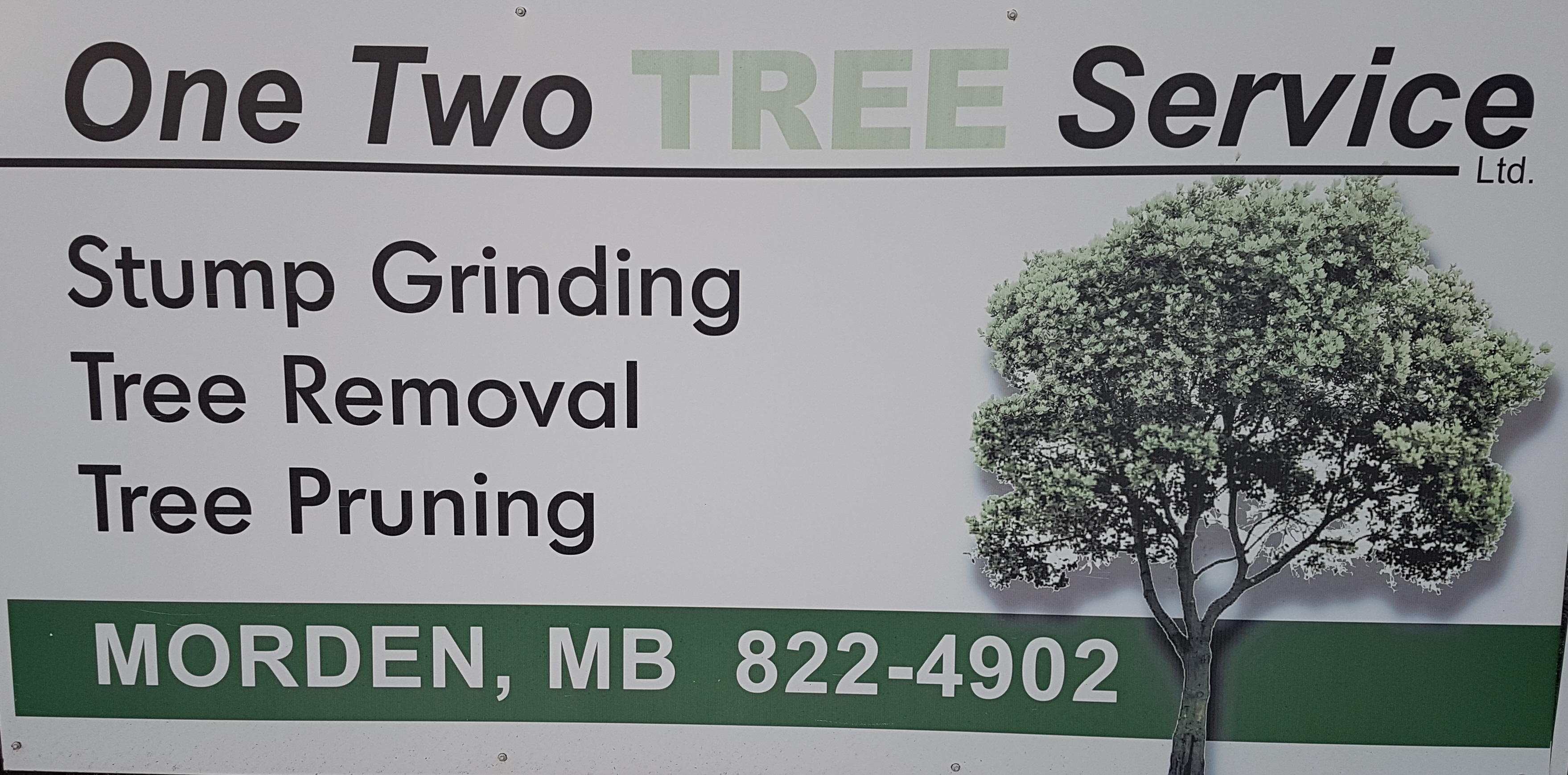 ONE TWO TREE SERVICE