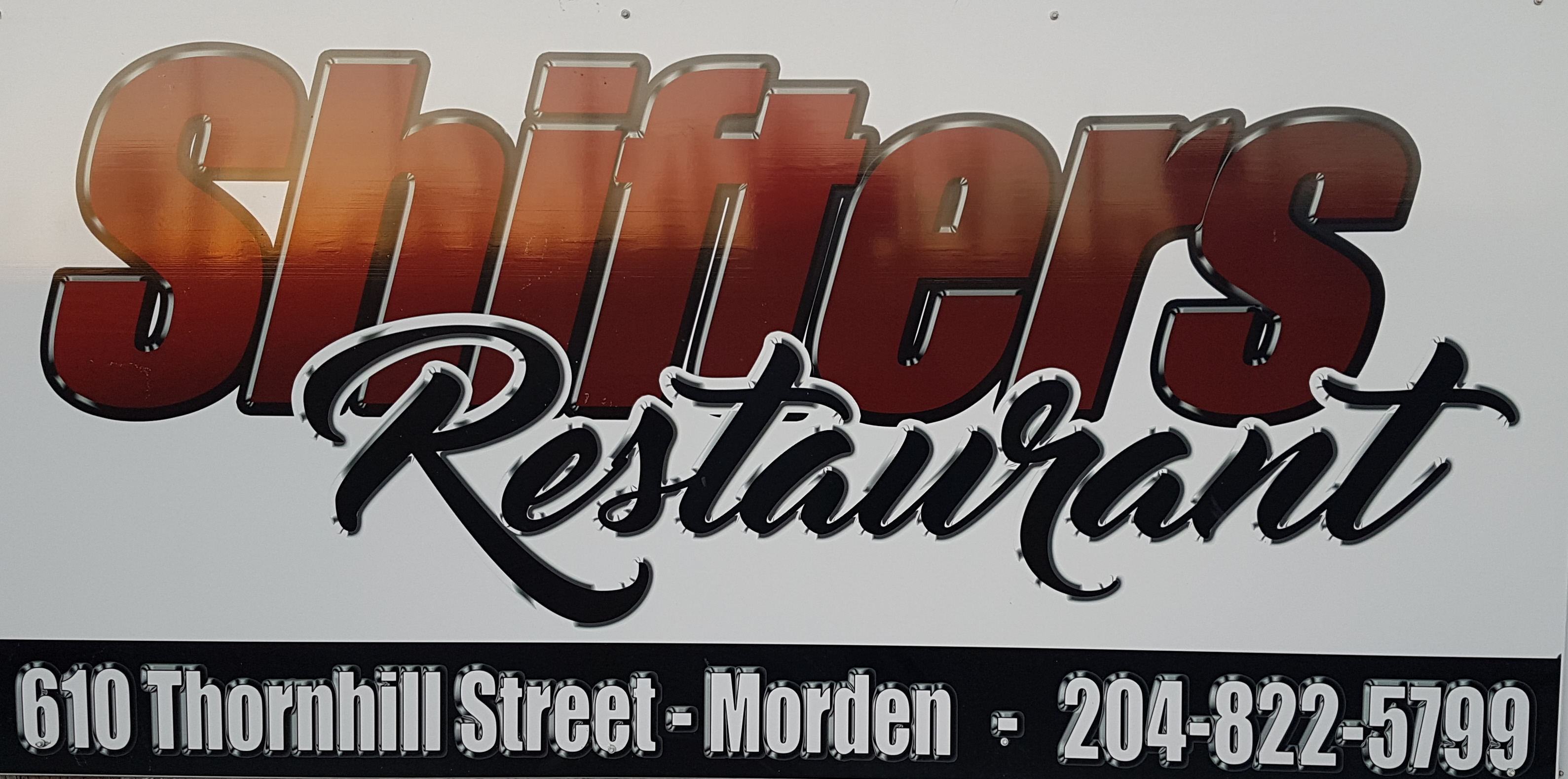 SHIFTERS STEAKHOUSE